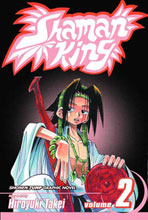 Image: Shaman King Vol. 02 SC  - Viz Media LLC