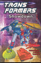 Image: Transformers: Showdown SC  - Titan Publishing