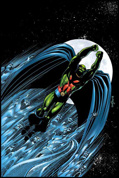 Image: Martian Manhunter #27 - DC Comics