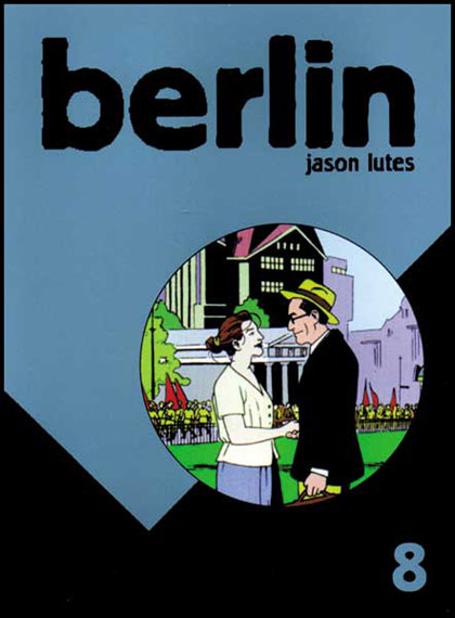 Image: Berlin #8 - Drawn & Quarterly