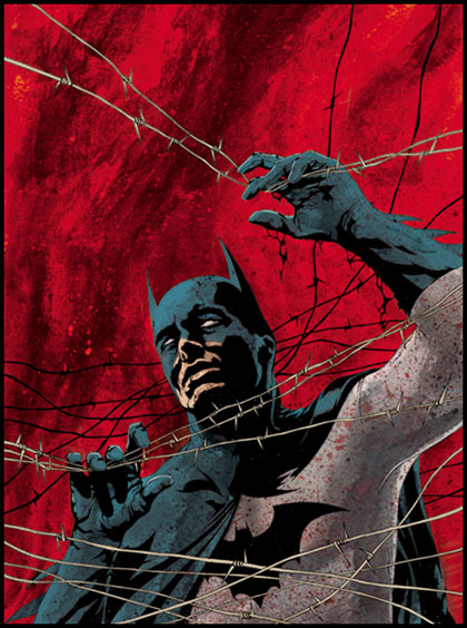 Image: Batman: Our Worlds at War #1 - DC Comics