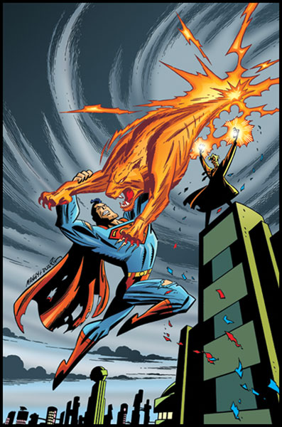 Image: Superman Adventures #59 - DC Comics