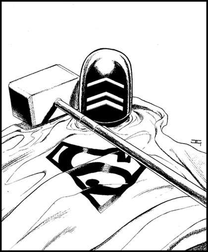 Image: Superman: Man of Steel #122 - DC Comics