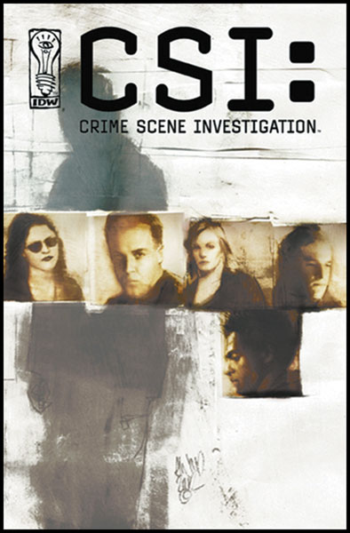 Image: C.S.I.: Crime Scene Investigation #2 - IDW Publishing