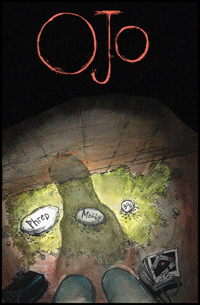 Image: Ojo #5 - Oni Press