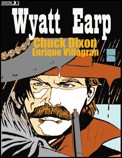 Image: Wyatt Earp: Dodge City #1 - Moonstone