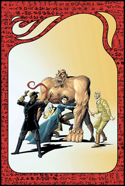 Image: League of Extraordinary Gentlemen: The Absolute Edition Vol. 02 HC  - DC Comics