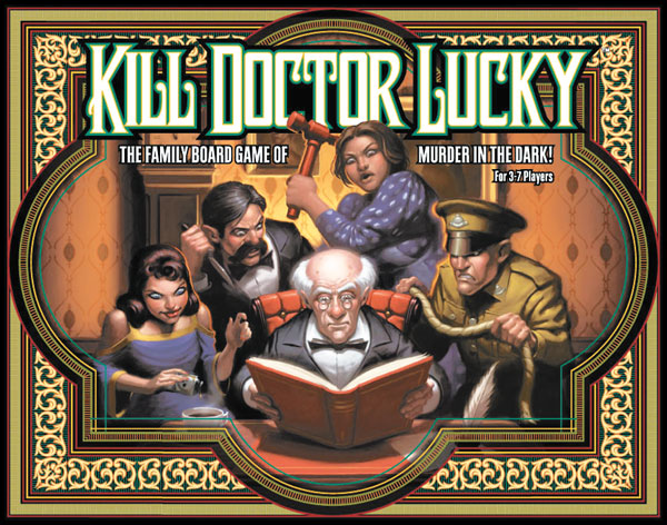 Image: Kill Doctor Lucky Deluxe Ed. Game  -