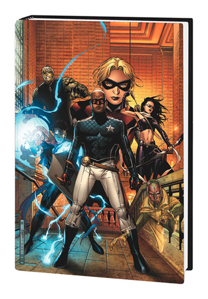 Image: Young Avengers Vol. 02: Family Matters HC  - Marvel Comics