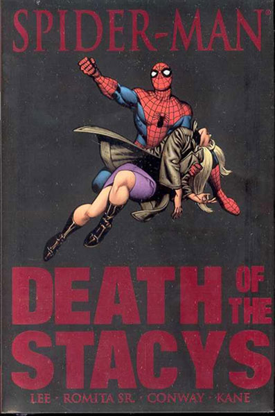 Image: Spider-Man: Death of the Stacys HC  - Marvel Comics