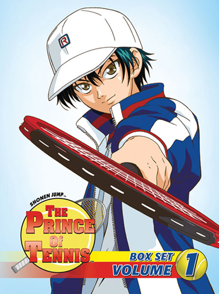 Image: Prince of Tennis Box Set Volume 1  (DVD) -