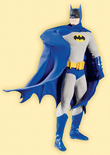 Image: Batman Classic 13-Inch Deluxe Collector Figure  -