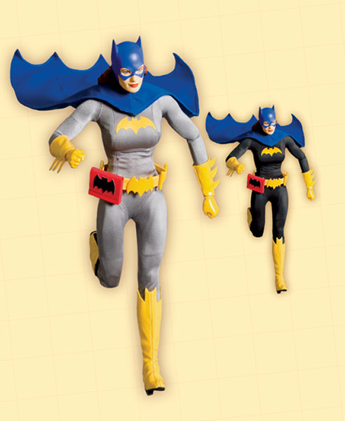 Image: Batgirl Classic 13-Inch Deluxe Collector Figure  -