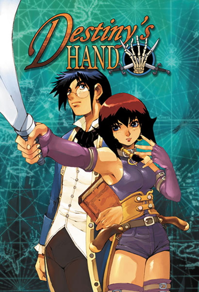 Image: Destiny's Hand Vol. 2 SC  - Seven Seas Entertainment