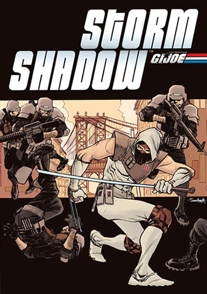 Image: G.I. Joe: Storm Shadow #4 - Devil's Due Publishing Inc