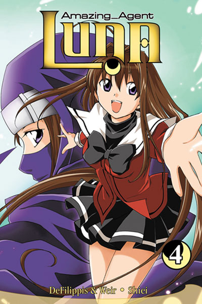 Image: Amazing Agent Luna Vol. 4 SC  - Seven Seas Entertainment LLC