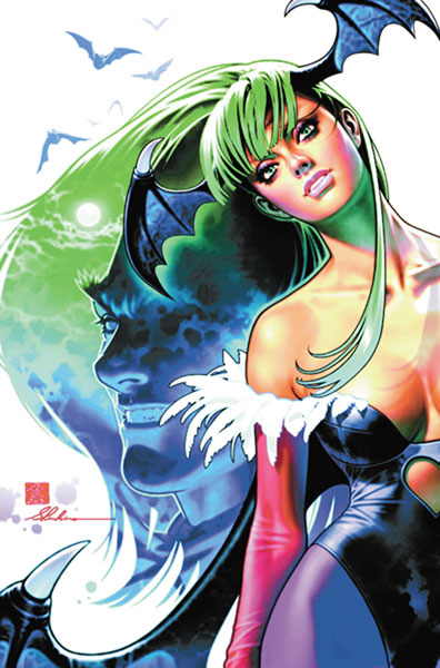 Image: Darkstalkers Vol. 1 SC  - Udon Entertainment Corp