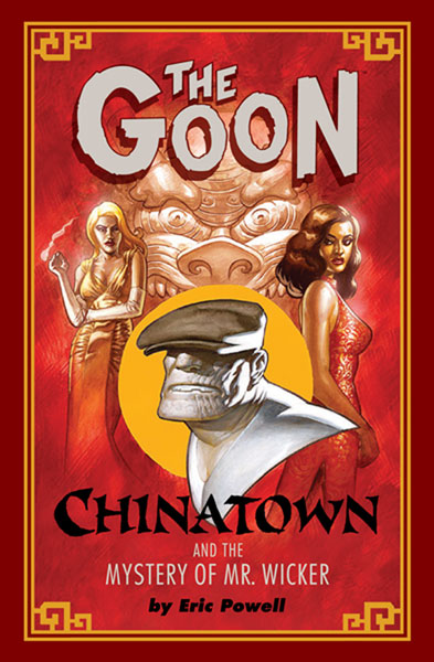 Image: Goon: Chinatown and the Mystery of Mr. Wicker HC  - Dark Horse