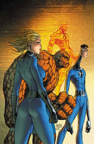 Image: Fantastic Four #550 - Marvel Comics