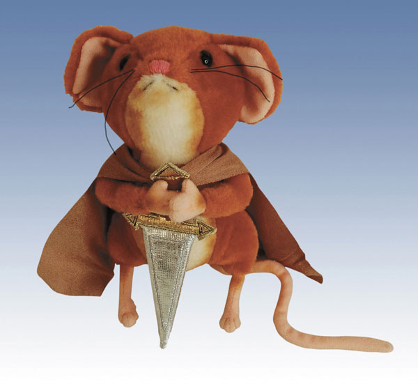Image: Mouse Guard Plush: Lieam  -