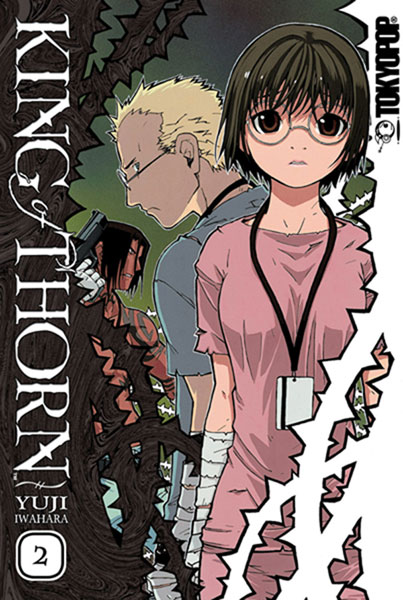 Image: King of Thorn Vol. 02 GN  - Tokyopop