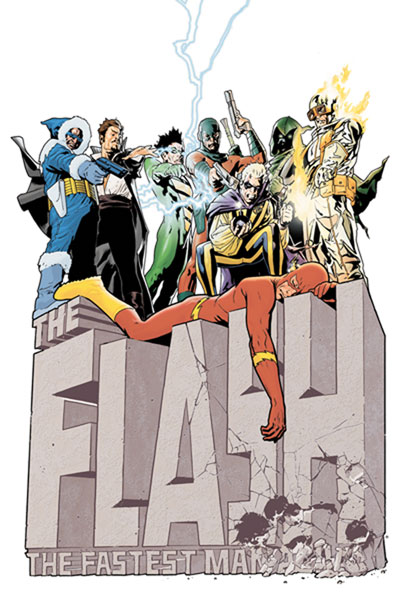 Image: Countdown Special: The Flash  - DC Comics