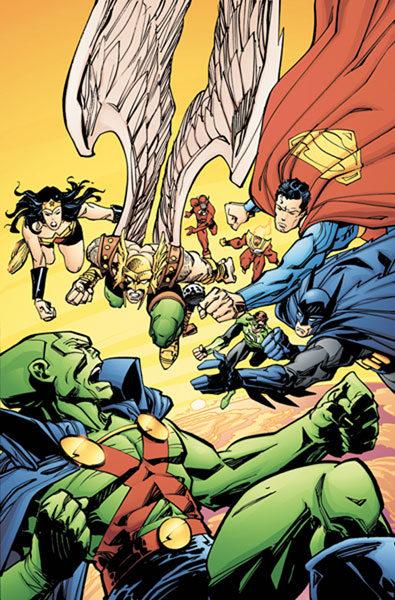 Image: JLA Classified #45 - DC Comics