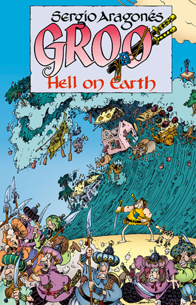Image: Groo: Hell on Earth #2 - Dark Horse