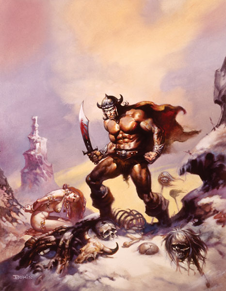 Image: Savage Sword of Conan Vol. 01 SC  - Dark Horse
