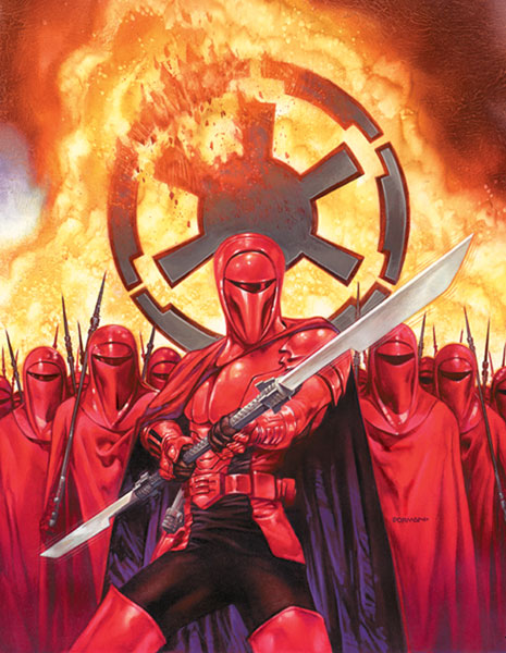 Image: Star Wars: 30th Anniversary Collection Vol. 10: Crimson Empire HC  - Dark Horse