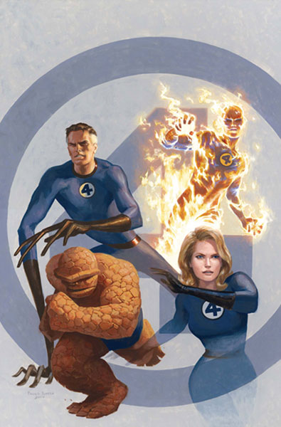 Image: Mythos: Fantastic Four #1 - Marvel Comics