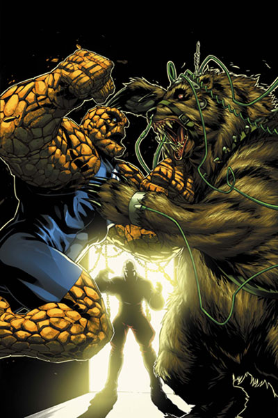 Image: Ultimate Fantastic Four #47 - Marvel Comics