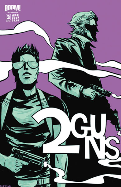 Image: Two Guns #3 (Cover A) - Boom Entertainment