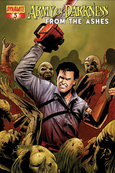 Image: Army of Darkness: From the Ashes #3 - D. E./Dynamite Entertainment