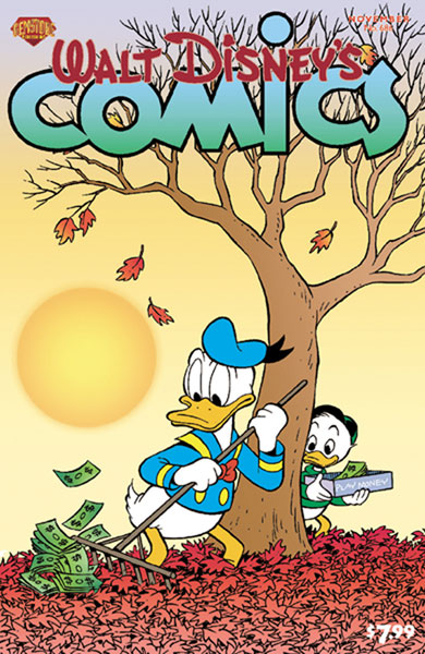 Image: Walt Disney's Comics & Stories #686 - Gemstone Publishing