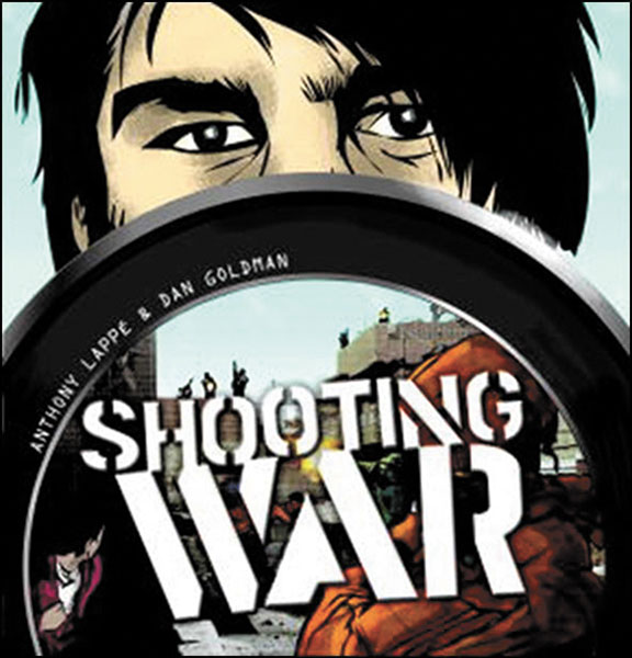 Image: Shooting War HC  - Grand Central Publishing