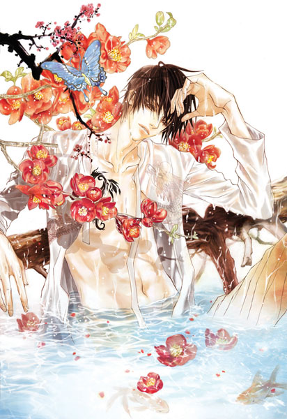Image: Bride of the Water God Vol. 02 SC  - Dark Horse