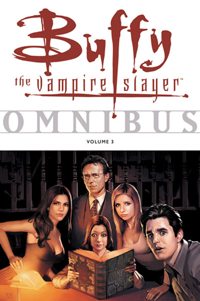 Image: Buffy the Vampire Slayer Omnibus Vol. 03 SC  - Dark Horse