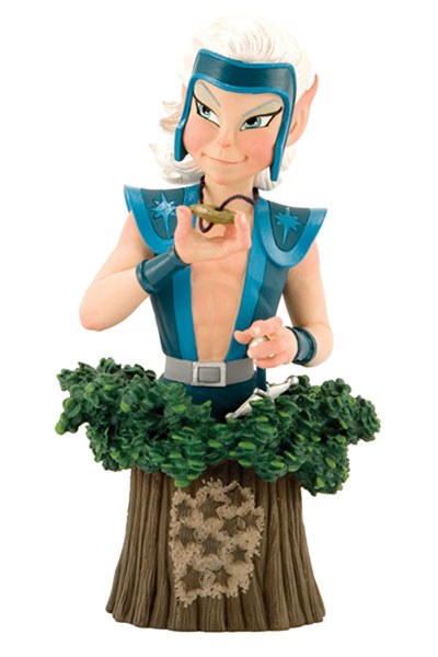 Image: Elfquest Mini-Bust: Skywise  -