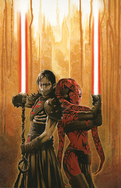 Image: Star Wars Legacy #18 - Dark Horse