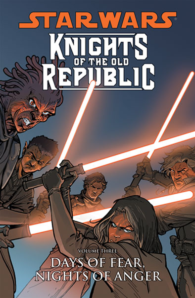 Image: Star Wars: Knights of the Old Republic Vol. 03 SC  - Dark Horse