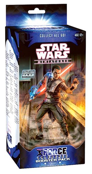 Image: Star Wars CMG: Force Unleashed Booster Pack  -