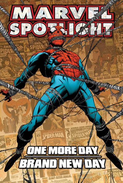 Image: Marvel Spotlight: One More Day / Brand New Day  - Marvel Comics