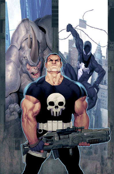 Image: Punisher War Journal #13 - Marvel Comics