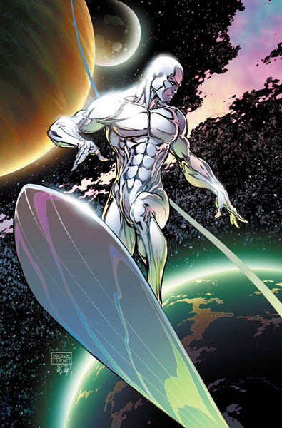 Image: Silver Surfer: In Thy Name #1 - Marvel Comics