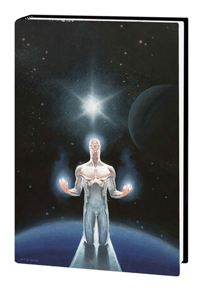 Image: Silver Surfer: Requiem HC  - Marvel Comics