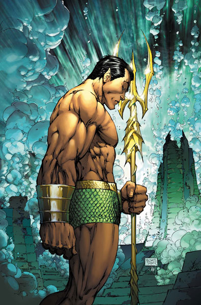 Image: Sub-Mariner #6 - Marvel Comics