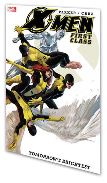 Image: X-Men: First Class - Tomorrow's Brightest SC  - Marvel Comics