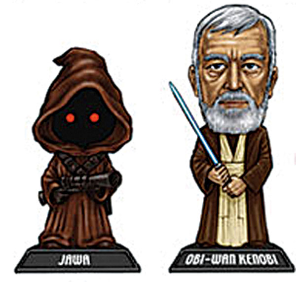 Image: Star Wars Bobble Head: Obi-Wan Kenobi  -