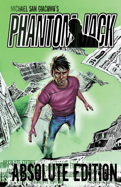 Image: Phantom Jack Vol. 01 Director's Edition SC #1 - Atomic Pop Art Ent LLC